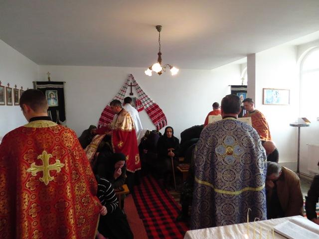 Zi de spiritualitate pentru credinciosii Greco-Catolici din Cizer,
