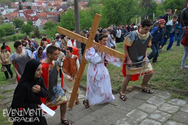 Invitatie la Calea Crucii,