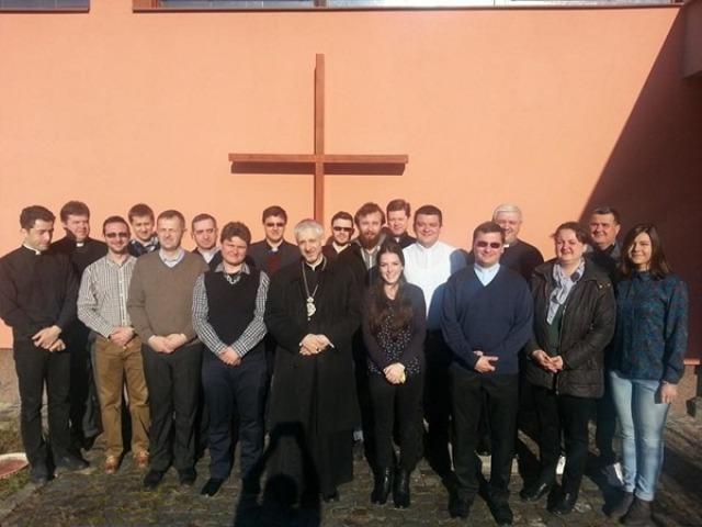 Întâlnirea responsabililor diecezani si eparhiali cu pastoratia tineretului,