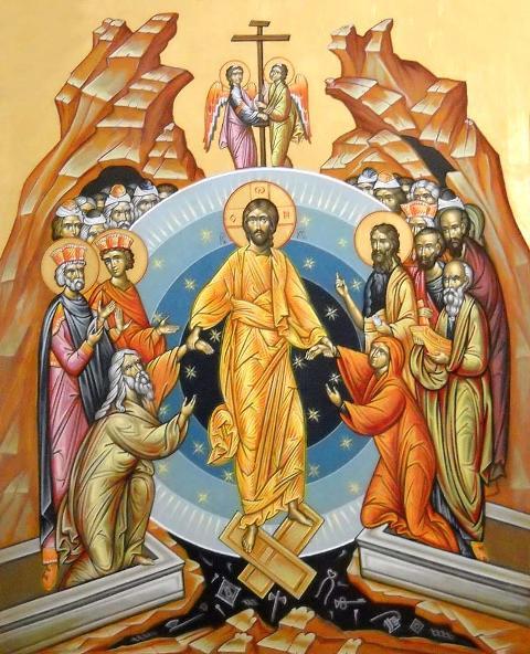 Scrisoare Pastorala la Sarbatoarea Învierii Domnului 2015,