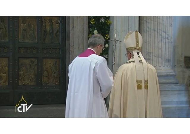 Papa Francisc a prezentat bula Anului Sfânt al Milostivirii (sinteza),