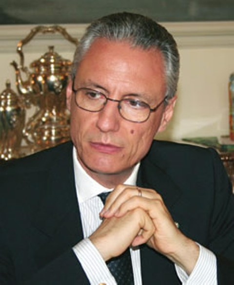 Noul Ambasador al Italiei pe lânga Sfântul Scaun,