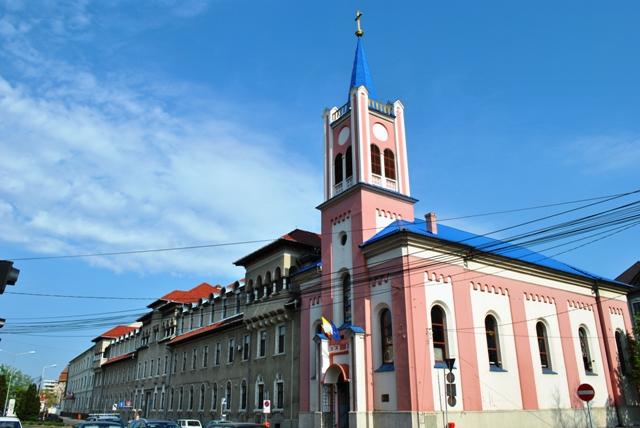 Hramul Bisericii Sfântul Gheorghe – Biserica Seminarului,