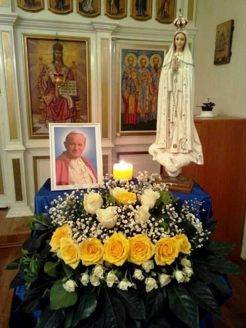 Ziua de 13 mai în Biserica Catolica,