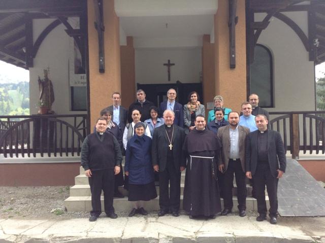 Predeal: Întâlnirea nationala a responsabililor pentru învatamânt catolic,