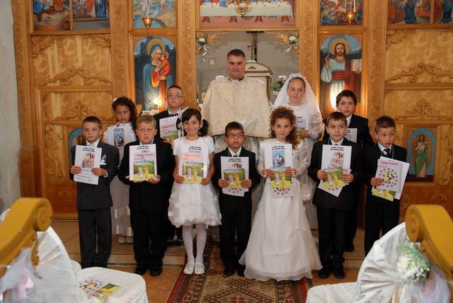 Prima Sfânta Spovada si Împatasanie în Parohia Ghenci,