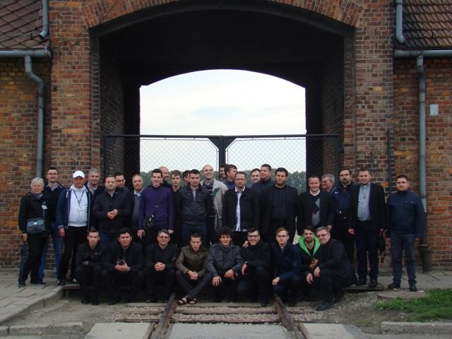 Pelerinajul seminaristilor oradeni în Polonia,