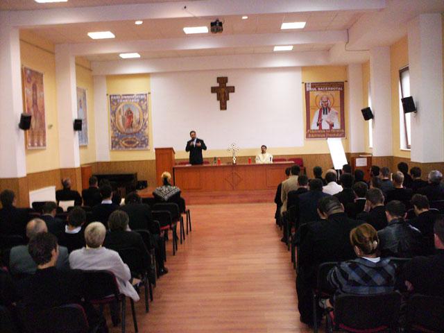 """""""Deschiderea noului an universitar, 2010-2011, la Seminarul Teologic din Oradea"""","""
