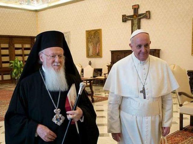 Papa a reafirmat disponibilitatea stabilirii unei date comune pentru Pasti,
