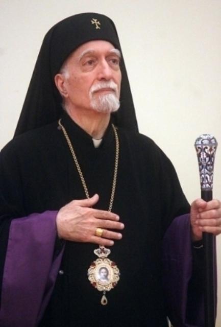 Patriarhul Nerses Bedros al XIX-lea a trecut la Domnul,