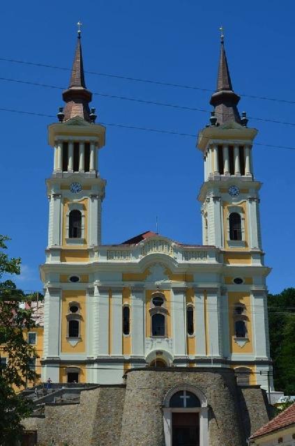 Comunicat de presa: Basilica Maria Radna,