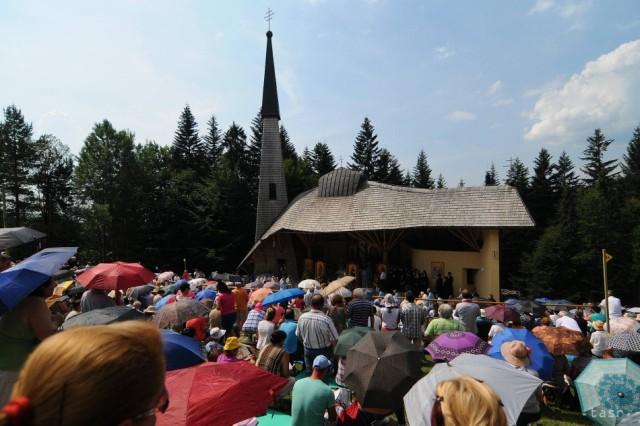 Vizita Preasfintitului Virgil la Litmanova,