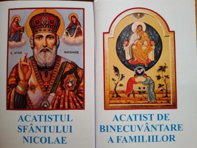 Aparitie Acatiste,