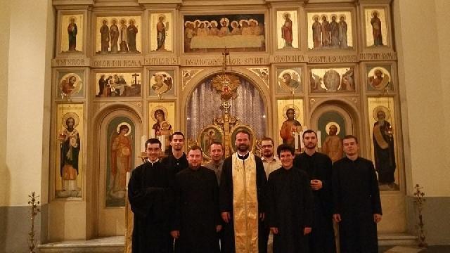 Un nou început: 8 noi alumni pentru Colegiul Pontifical Pio Romeno,