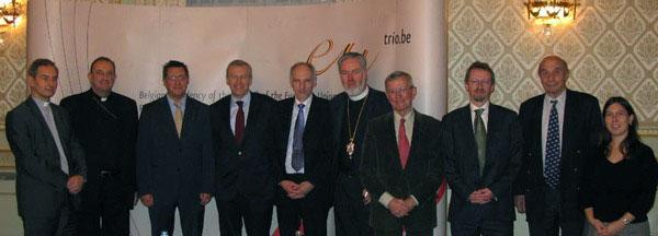 Reprezentantii Bisericilor s-au întâlnit cu Presedintia Uniunii Europene – Comunicat de presa al COMECE,