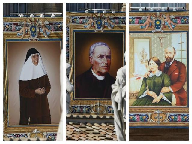 Biserica are patru noi sfinti: scurt profil biografic,