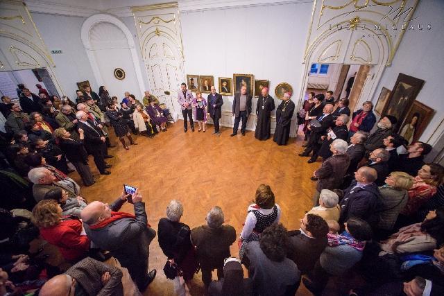 Vernisaj si lansare de carte la Muzeul de Arta din Cluj,