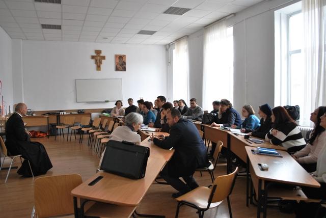 Curs de cateheza pentru profesorii de religie greco-catolica,