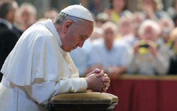 Condoleantele Papei Francisc în urma tragediei de la Bucuresti,
