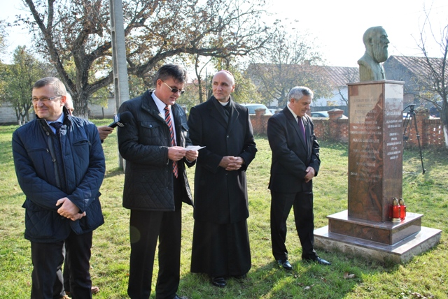 Comemorarea Episcopului Grigore Maior la Tasnad,