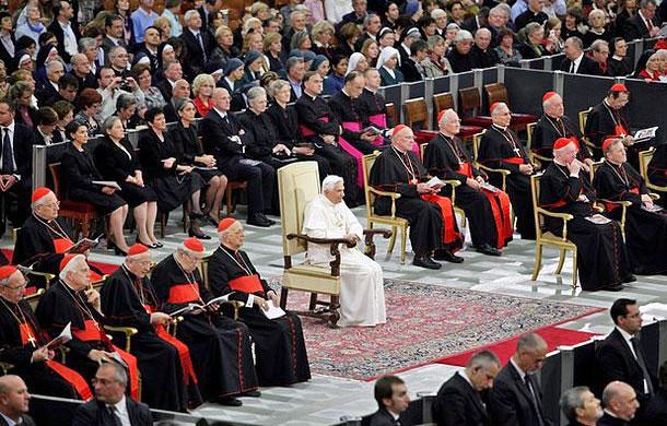 Concert de Verdi la Vatican,