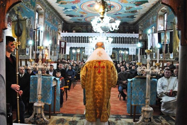 Hramul Bisericii Sfintii Arhangheli din Sântandrei,