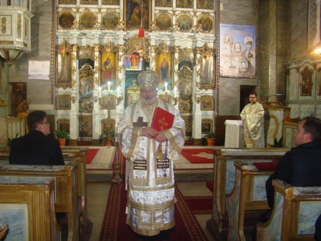 """""""PS John Michael Botean, oaspete al Seminarului din Oradea"""","""