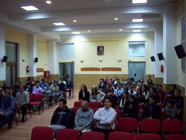 Seminar pe tema voluntariatului organizat de Asociatia Caritas Eparhial Oradea,