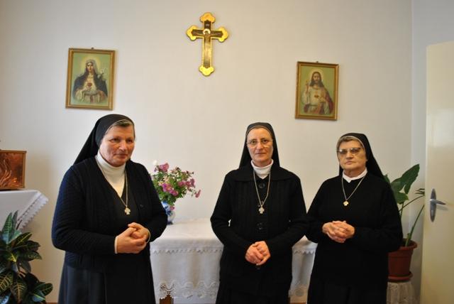 Anul Vietii Consacrate: Congregatia Surorilor Maicii Domnului,