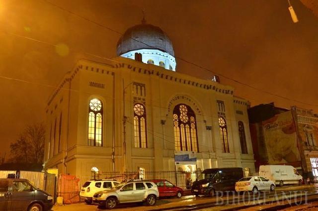La inagurarea Sinagogii Zion a fost deschis un mesaj vechi de peste 100 de ani gasit în podeaua cladirii,