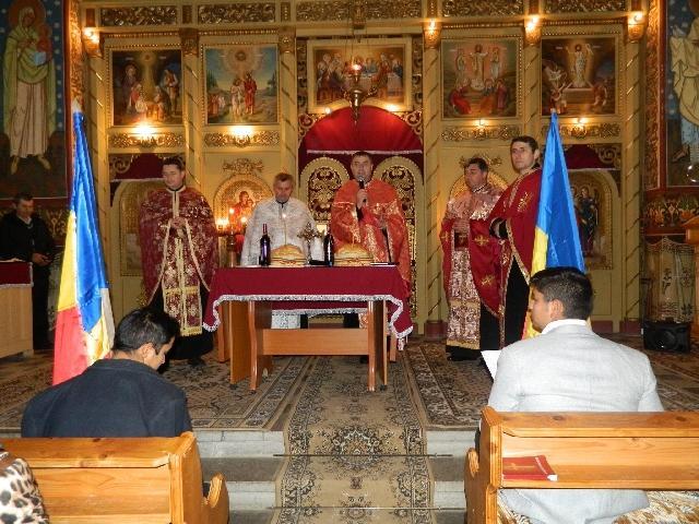Ziua Marii Uniri a fost sarbatorita la Bocsa,