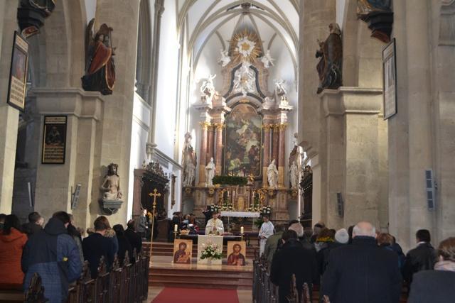 Ziua Nationala si Sarbatoarea hramului la Wiener Neustadt,