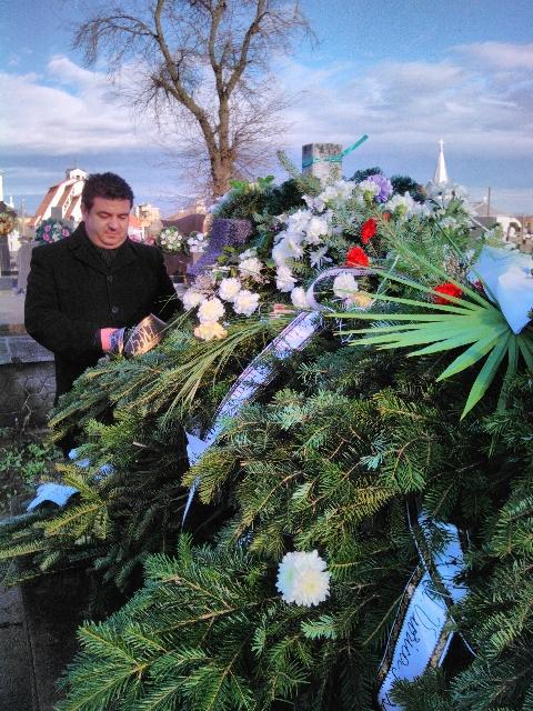 Mesaj de multumire din partea parintelui Mihai David,