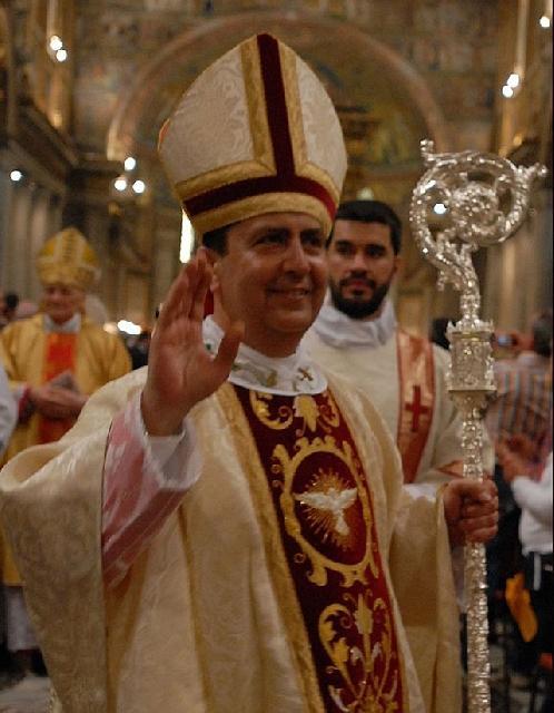 Noul Nuntiu Apostolic în România,