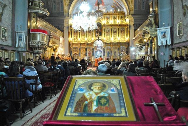 Sarbatoarea Sfântului Nicolae,