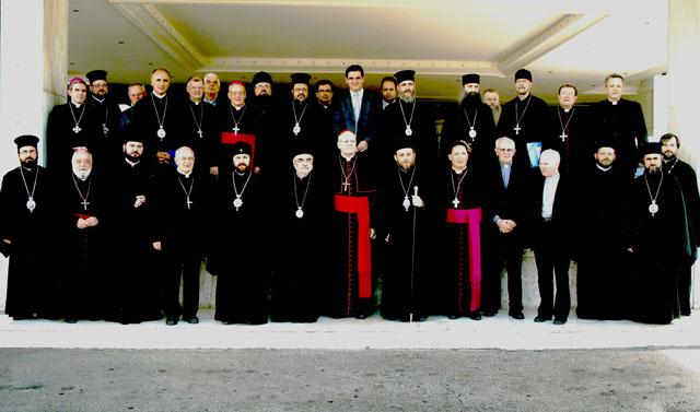 """""""Al Doilea Forum Catolic-Ortodox, Rhodos, Grecia. Comunicat"""","""