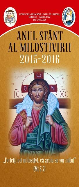 Invitatie: Deschiderea Anului Milostivirii,