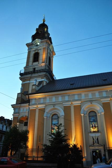 Invitatie la concertul de colinde de la Catedrala Sfântul Nicolae,