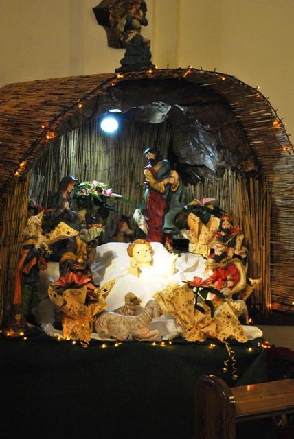 "Concert de colinde la Manastirea Franciscana ""Maica Domnului"","