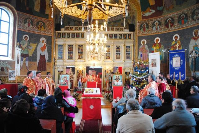 Vizita pastorala în Parohia Holod,