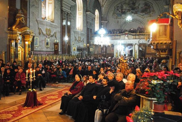 Concertul extraordinar de colinde din Catedrala Sfântul Nicolae,
