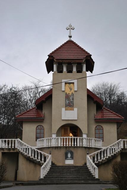 """Slujire arhiereasca în Biserica """"Sfântul Gheorghe"""","""