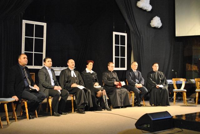 """Octava de rugaciune pentru unitatea crestinilor: Biserica Penticostala """"Betania"""","""