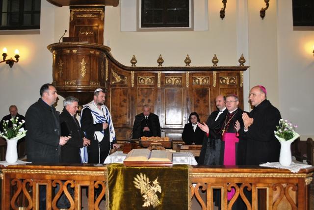 """Octava de rugaciune pentru unitatea crestinilor: Biserica Reformata """"Orasul nou"""","""