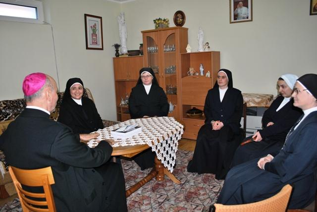 """Anul Vietii Consacrate – Institutul """"Surorilor Preasfintei Inimi"""","""