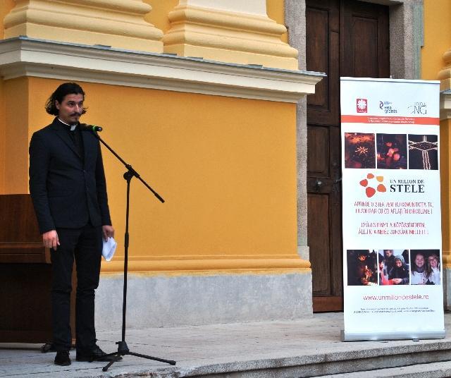 Presedinte nou la Caritas Eparhial Oradea,