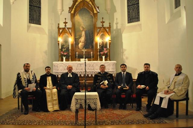 Octava de rugaciune pentru unitatea crestinilor:Biserica Evanghelica Luterana,