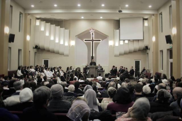 """Octava de rugaciune pentru unitatea crestinilor: Biserica Penticostala """"Tabor"""","""