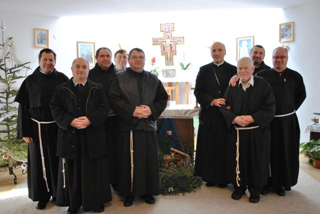 Anul Vietii Consacrate – Fratii Franciscani Minori Conventuali,