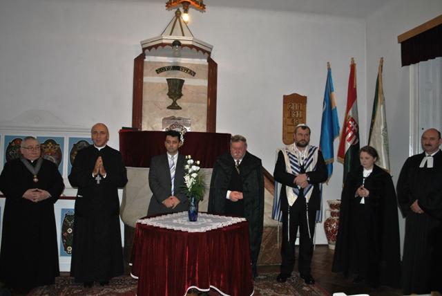Octava de rugaciune pentru unitatea crestinilor: Biserica Unitariana,